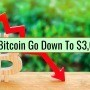 Crypto Volume Goes Down – Could BTC Go Under $3,000?