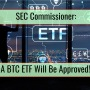 Robert Jackson Jr, SEC Commissioner: A BTC ETF Will Eventually Be Approved