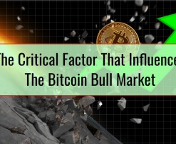 The Critical Factor That Influences The Bitcoin Bull Market