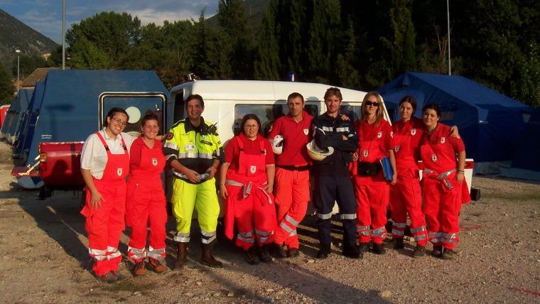 Italian Red Cross receives BTC donations