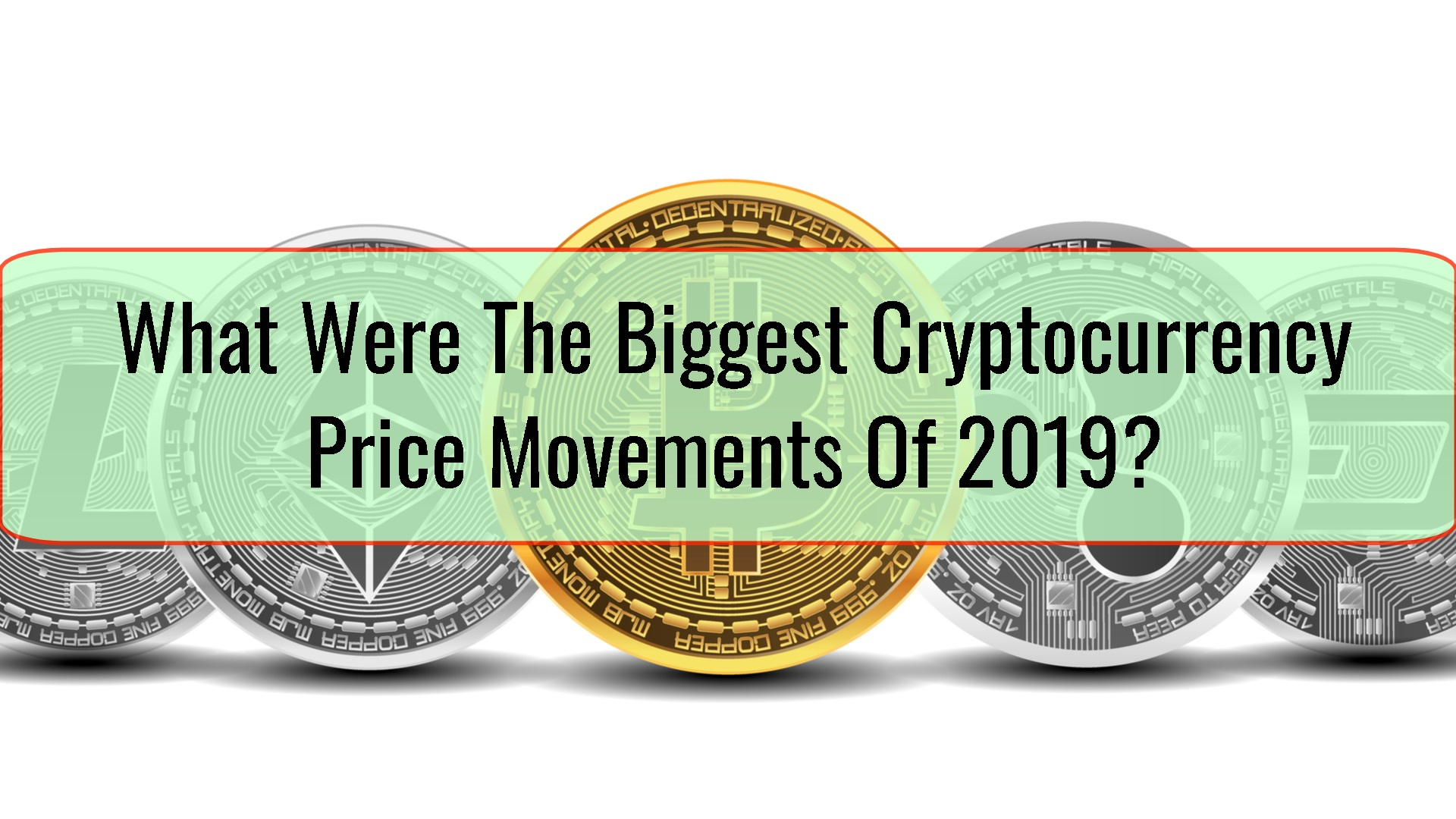 cryptocurrency price movements