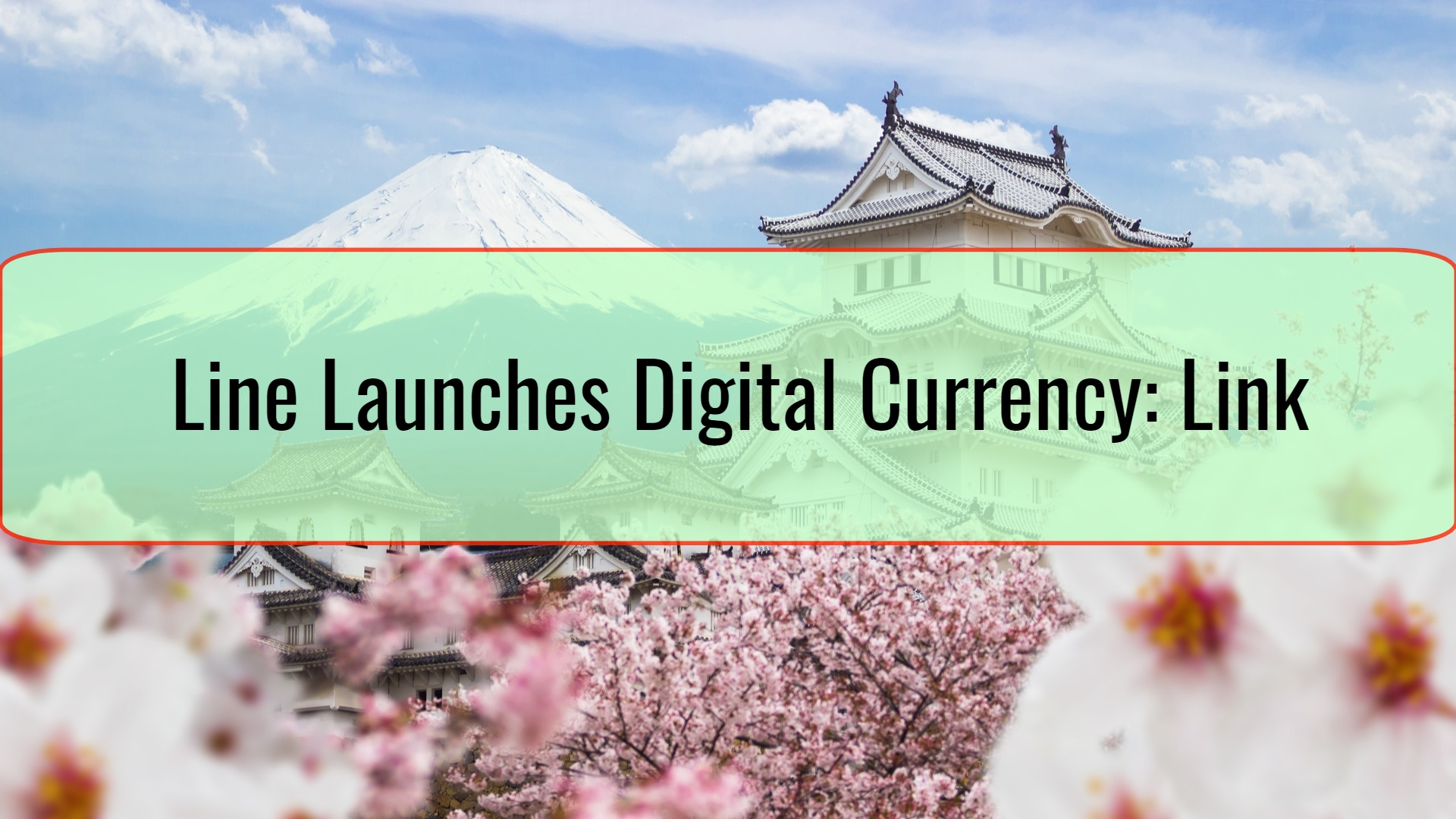 Line Launches Digital Currency Link